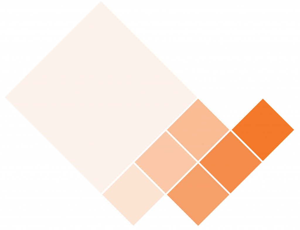 software orange shade boxes