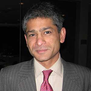 Aciron team member Puneet CEO headshot