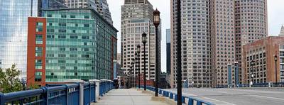 Aciron case study sidewalk in a city