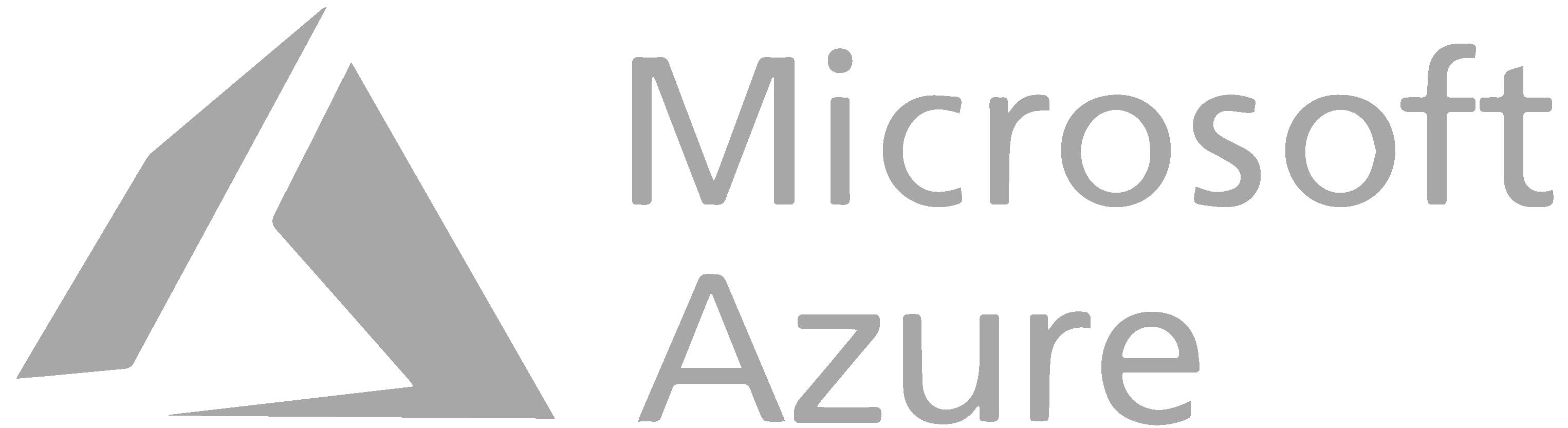 software development Microsoft Azure logo technology
