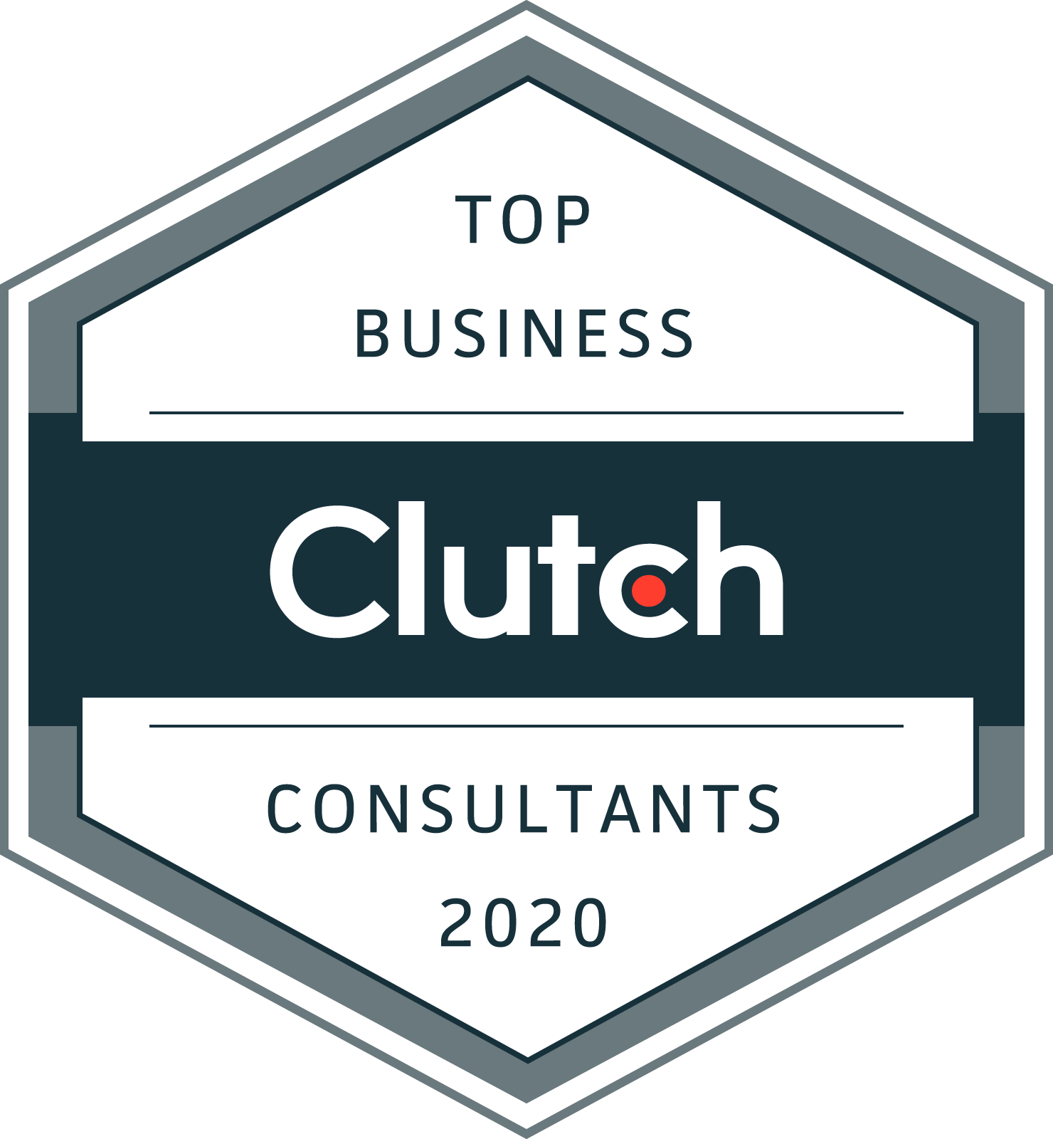 Aciron Clutch Top business consultants 2020 award