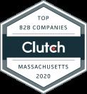 Aciron Top B2B Company Clutch Award 2020
