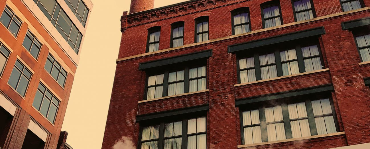 Aciron Mass Housing case study building view