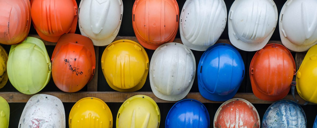 construction helmets quoting system