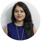 Headshot of Veena Bopche Senior Developer