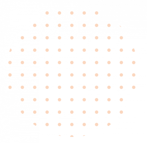 SharePoint Consulting opac orange dotted circle