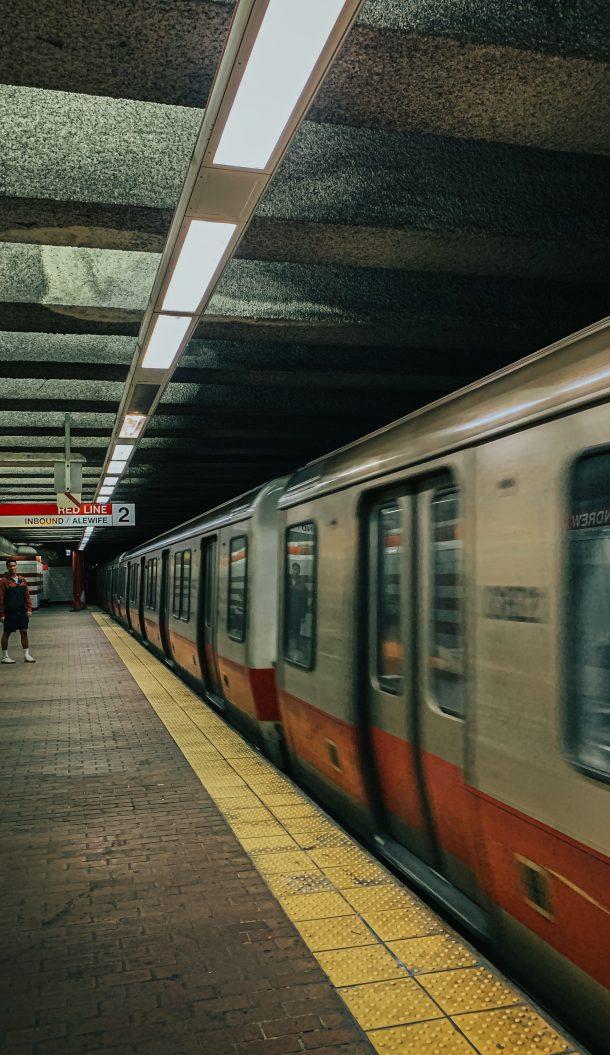 subway Boston custom database SQL server MassDot
